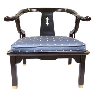 James Mont-Style Chair For Sale