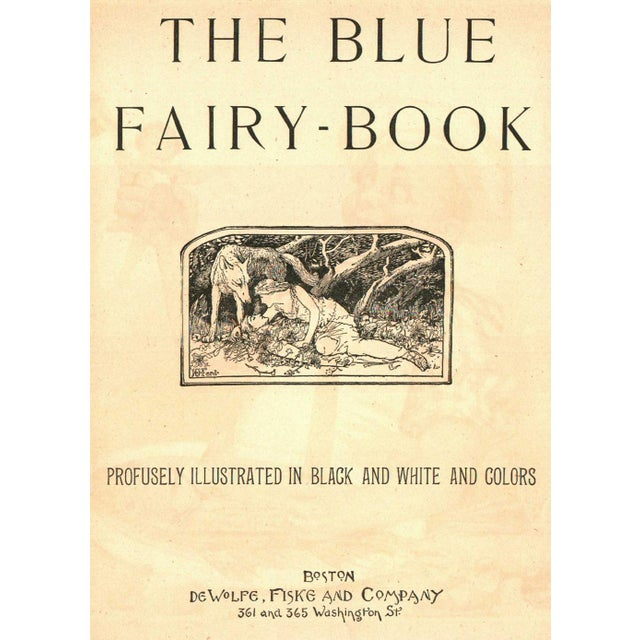 The Blue Fairy Book - Image 2 of 4