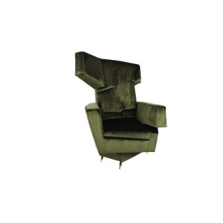 Hannes Grebin, Cozy Chair, Ge, 2018 For Sale
