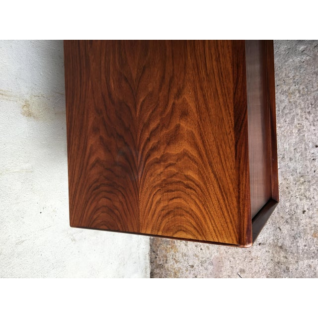Rosewood Midcentury No. 65 Sideboard by Skovby Mobler, Denmark, 1960s For Sale - Image 9 of 11
