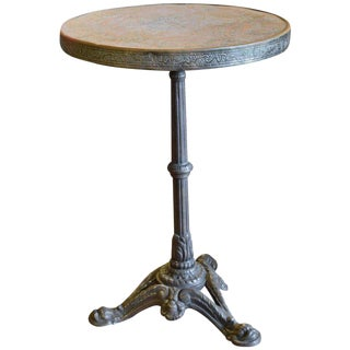 French Pub Table