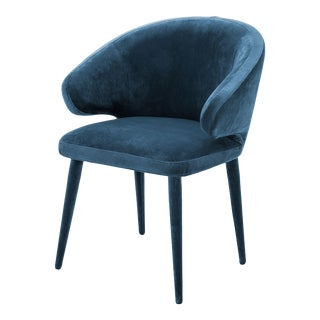 Blue Dining Chair | Eichholtz Cardinale For Sale
