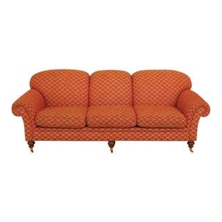 Edward Ferrell English Style Upholstered Sofa