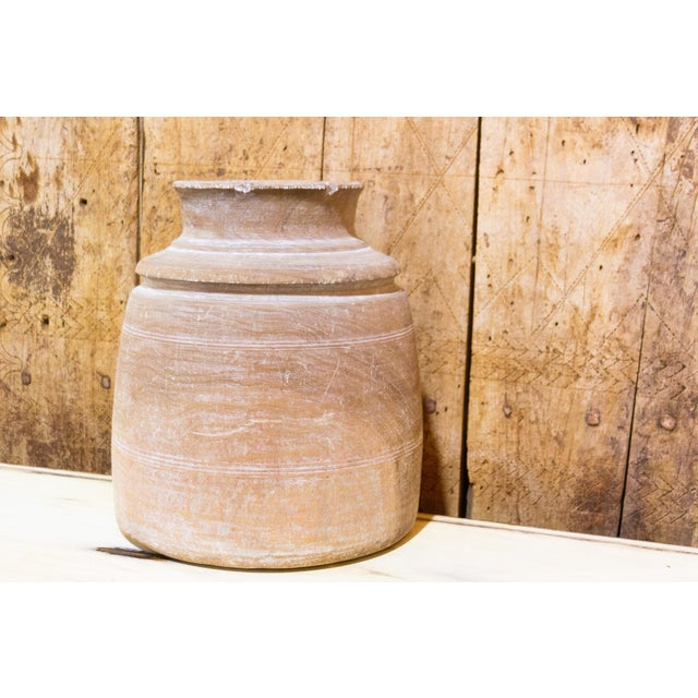 Tila Nepalese Tribal Ghee Pot For Sale - Image 4 of 7