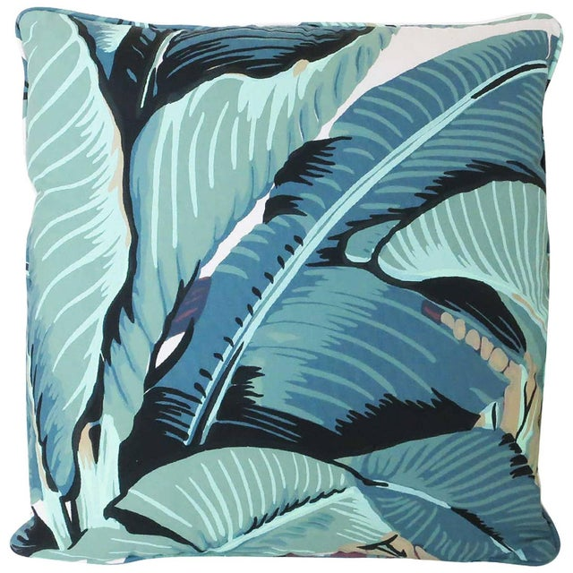 """Beverly Palm """"Martinique Banana Leaf"""" Pillow - Image 1 of 2"""