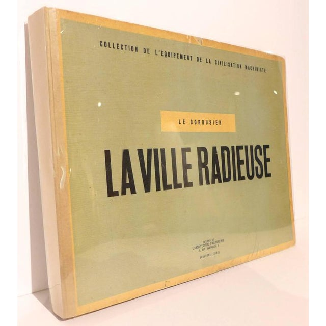 Mid-Century Modern Le Corbusier Book with Inscription For Sale - Image 3 of 10