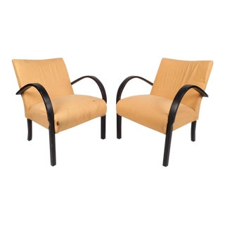 Unique Mid-Century Modern Lounge Chairs For Sale