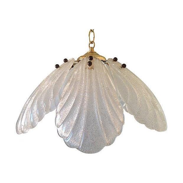 1960s Kalmar-Style Lotus Pendant - Image 2 of 6