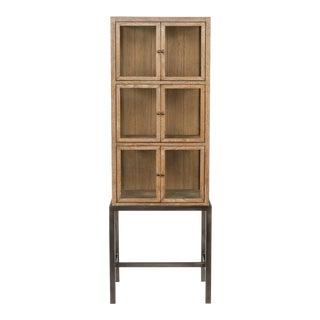 Rustic Baden Oak Cabinet