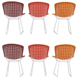 Image of Burnt Orange Dining Chairs