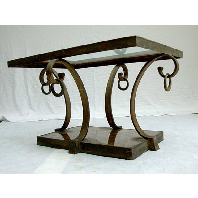 Pair of Arturo Pani Brass Side Tables For Sale - Image 9 of 9