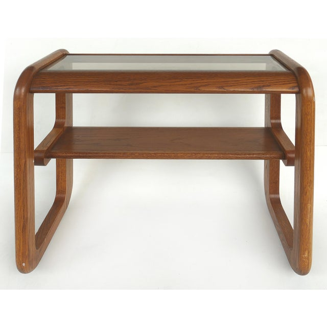 Mid-Century Modern Lou Hodges Console/Sofa Table, California Design