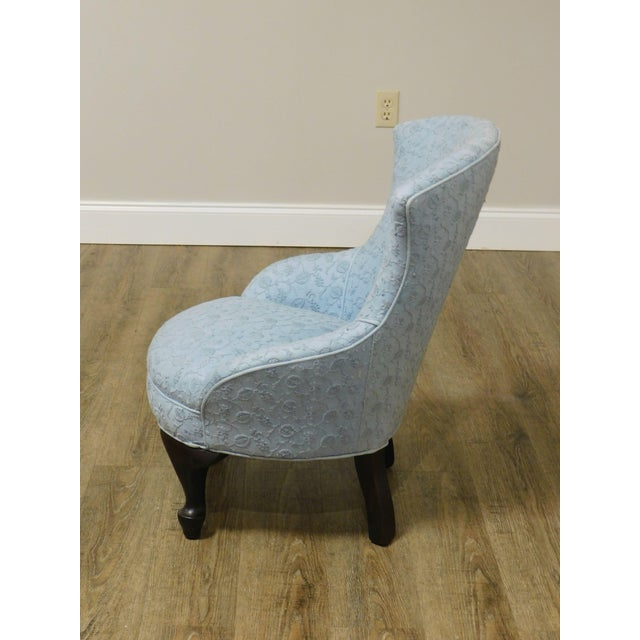 Antique Victorian Childs Slipper Chair For Sale - Image 4 of 13