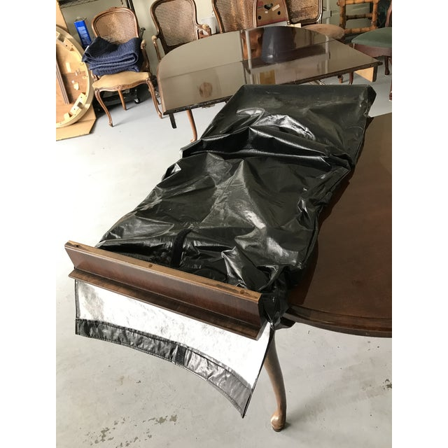 1970s Thomasville Queen Anne Dining Table For Sale - Image 11 of 13