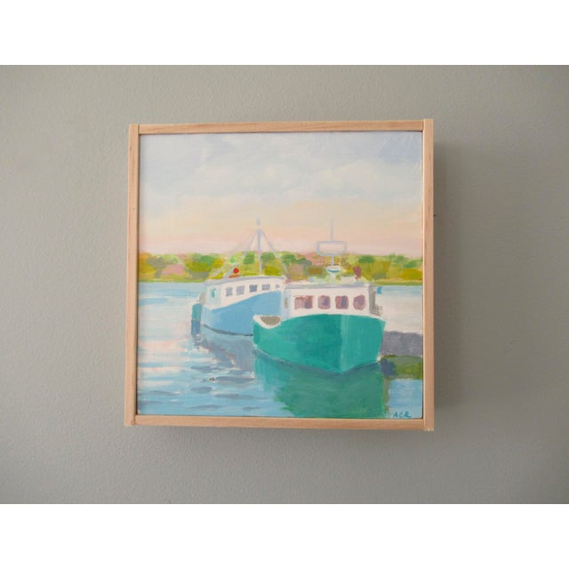 Anne Carrozza Remick Harbor by Anne Carrozza Remick For Sale - Image 4 of 5
