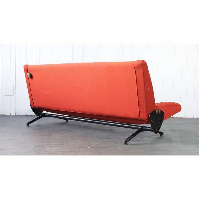 Contemporary D70 Sofa by Osvaldo Borsani for Tecno For Sale - Image 3 of 9