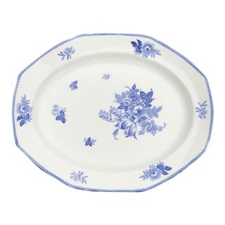 Antique English Serving Platter