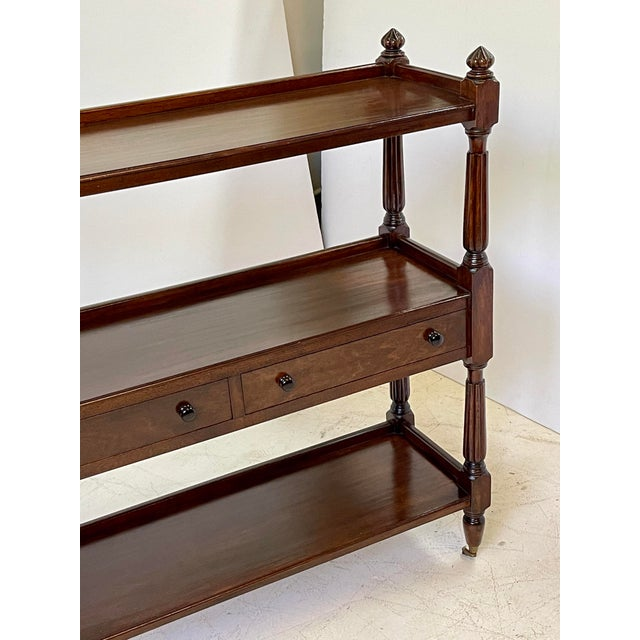 English English Regency Trolley of Mahogany For Sale - Image 3 of 13