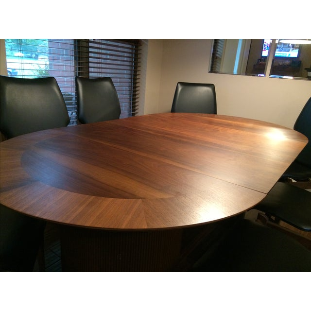 Mid Century Table & Chairs Dining Set - Image 11 of 11