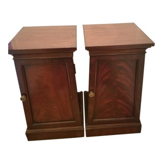 Traditional Century Furniture Commodes - a Pair For Sale