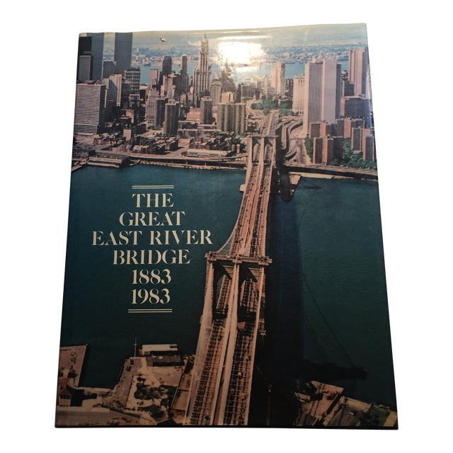 1883-1983 The Great East River Bridge Book For Sale