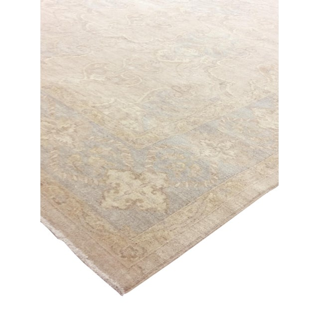 """Afghan Pasargad Ferehan Area Rug - 9'10"""" X 13'6"""" For Sale - Image 3 of 4"""