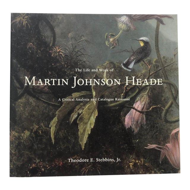 Martin Johnson Heade Catalogue Raisonne Hb For Sale