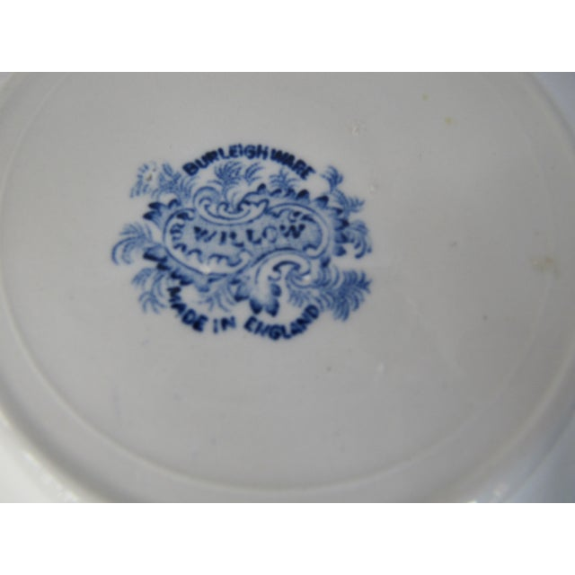 Willow Pattern Frank Willow Pattern Cake Stands Made Of Ironstonel And Wedgwood Art Deco Plates Clients First