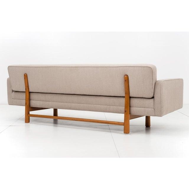 1950s Edward Wormley Gondola Style Sofa for Dunbar For Sale - Image 5 of 11