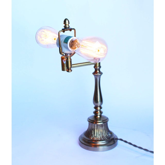 Vintage Baker Piano Lamp - Image 4 of 5