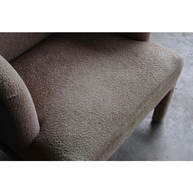 1980's Contemporary Chairs, a Pair For Sale - Image 12 of 13