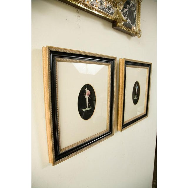 Mid 19th Century Hand Colored Herm Prints - a Pair For Sale In Los Angeles - Image 6 of 7