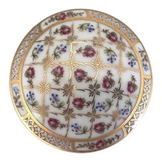 Limoges Porcelain Trinket Box For Sale