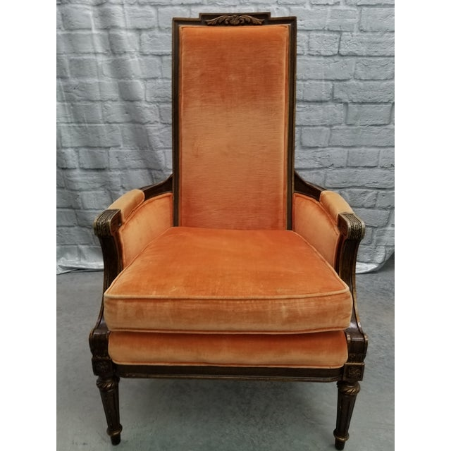 1920s Traditional Hibriten Eastlake Style Chair For Sale - Image 10 of 10