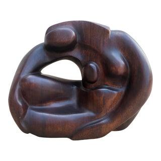 1953 Repose Mid-Century Modern Sculpture Sculpture Ruth Gauthier For Sale