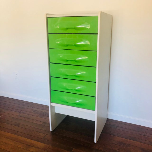 1970s Space Age Modern Treco Highboy By Giovanni Maur For Sale In Washington DC - Image 6 of 6