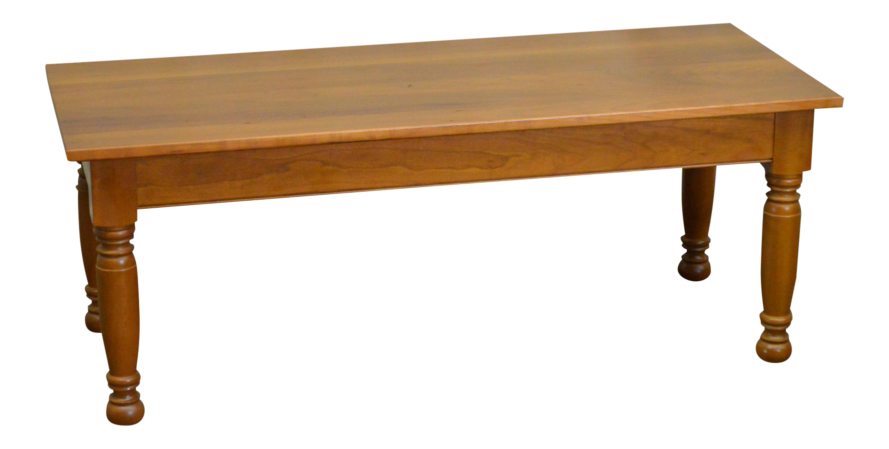 Attrayant Paul Thomas Designs Solid Cherry Hand Crafted Coffee Table