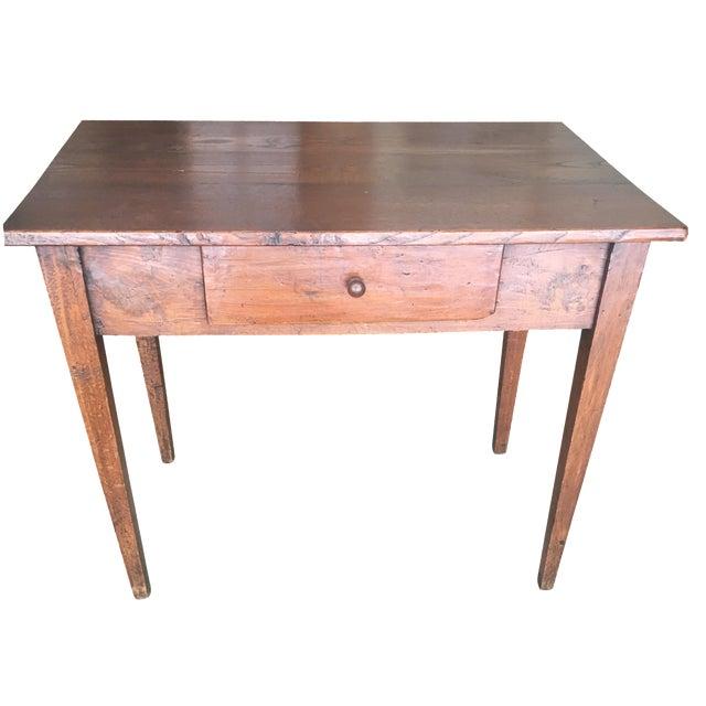 1800s Antique Rustic Desk - Image 1 of 7