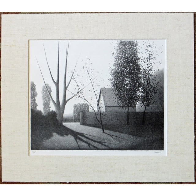 Robert Kipniss Lithograph For Sale - Image 5 of 8