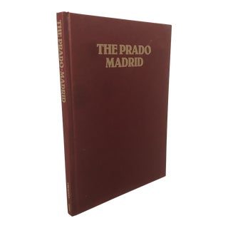 """""""The Prado Madrid"""" 1978 First Edition Museum Art Book For Sale"""
