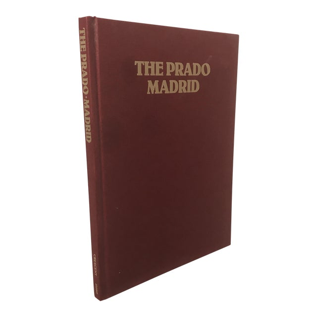 """""""The Prado Madrid"""" Museum Art Book For Sale"""