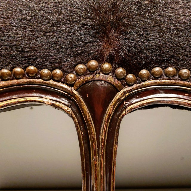 Late 19th Century French Louis XV Style Bench For Sale - Image 9 of 10
