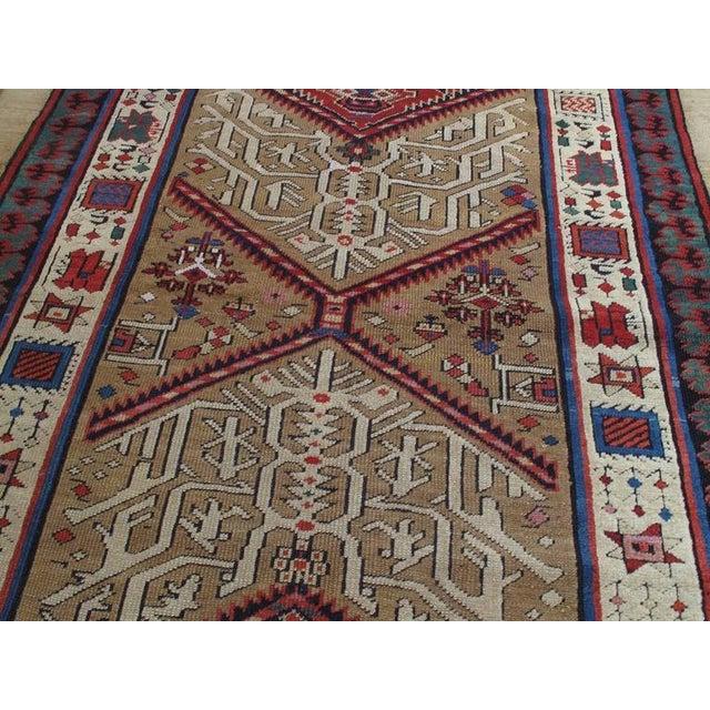 Antique Serab Long Rug For Sale - Image 4 of 8