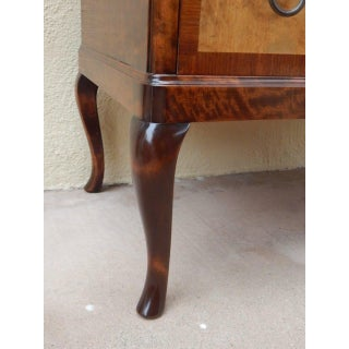 1920s Neoclassical Eric Chambert Inlaid Chest of Drawers Preview