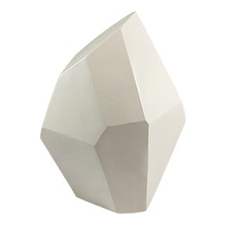 Curated Kravet Wise Sculpture - White For Sale