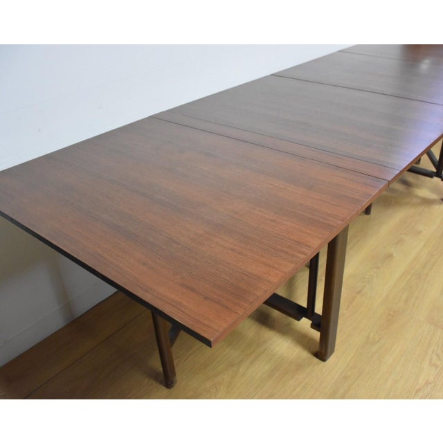 Bruno Mathsson Style Maria Dining Table For Sale In Boston - Image 6 of 9