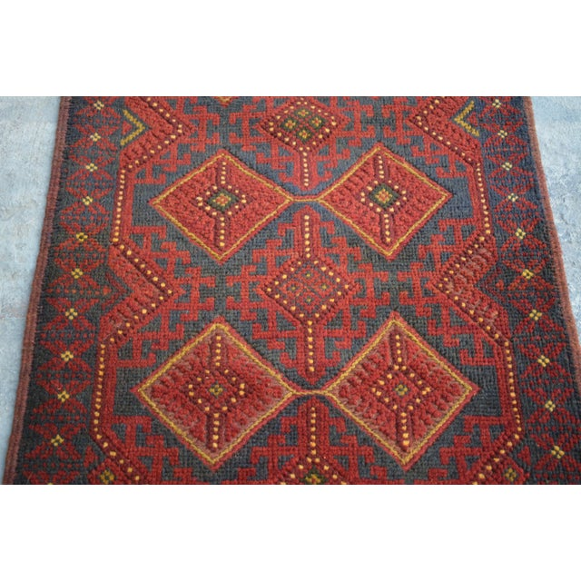 This is a Nice Tribal Turkish kilim/rug Runner in a good condition and ready to use. This runner will make a beautiful...
