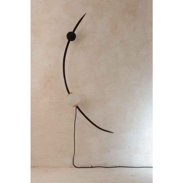 """Unique Lighting by the French artist Jérôme Pereira. Dimensions: 190 x 80 x 20 cm. Edition: Unique. Title: """"C""""..."""
