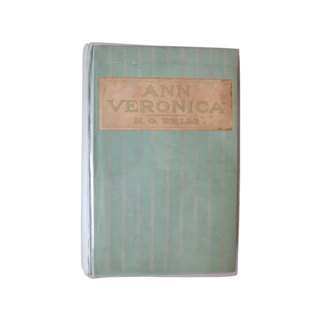 Ann Veronica by H.G. Wells, 1909, 1st Edition - Image 1 of 6