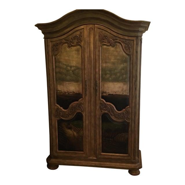 Seven Seas by Hooker Furniture Wardrobe - Image 1 of 7